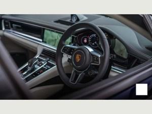 Porsche Panamere Chauffeur Hire London Sportscar UK