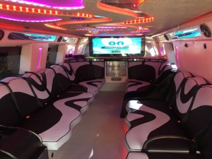 Super Party Bus Limos in Birmingham
