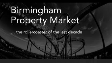Photo of The Jewellery Quarter Property Market… the rollercoaster of the last decade