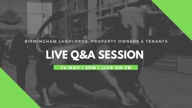 Photo of Live Q&A | Property Market Reopened |