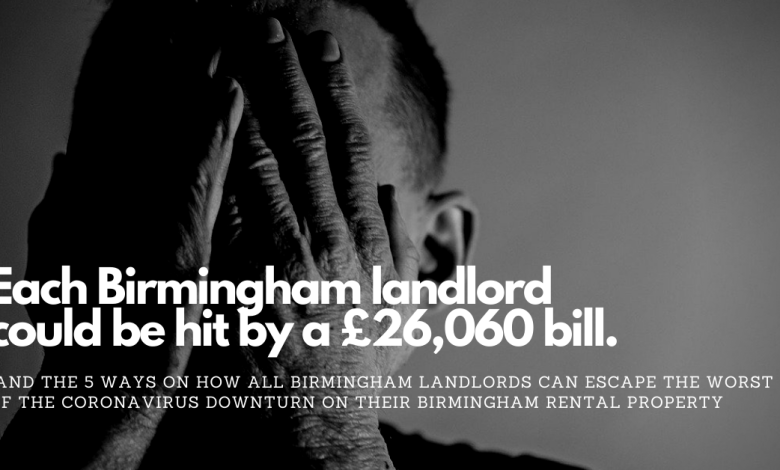 Each Birmingham Jewellery Quarter Landlord Could be Hit By a £26,060 Bill