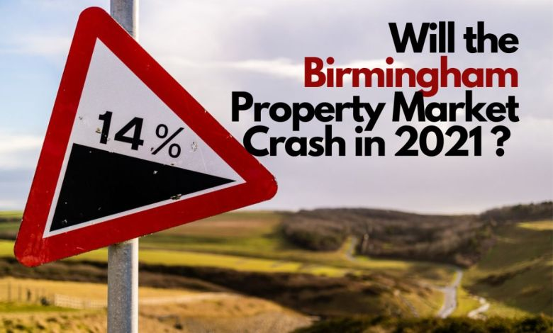 Will the Birmingham Jewellery Quarter Property Market Crash in 2021?