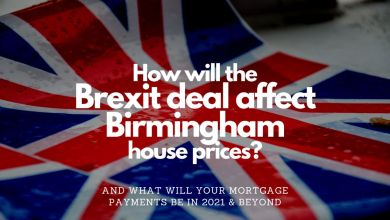 Photo of How Will the Brexit Deal Affect Birmingham City Centre House Prices and Your Mortgage Payments?