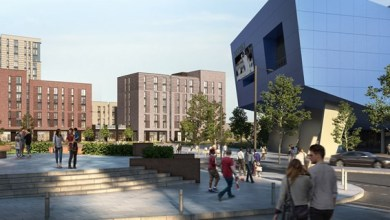 Photo of £93 million phase two of Edgbaston masterplan starts construction