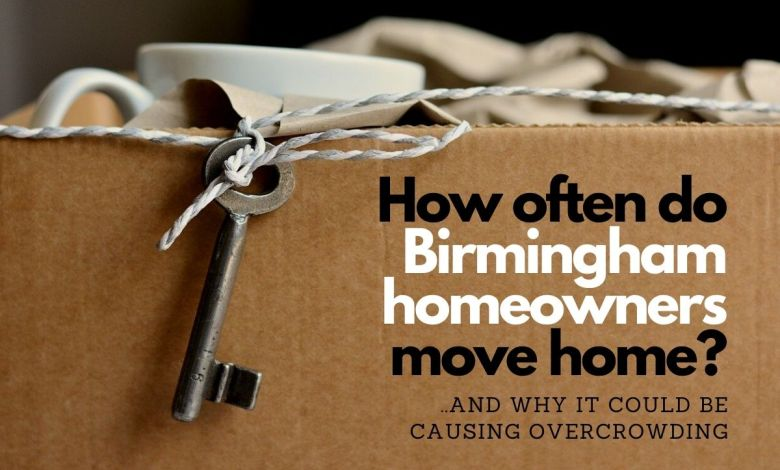 Why Are Half of Jewellery Quarter Homeowners Moving Within 8 Years & 12 Weeks