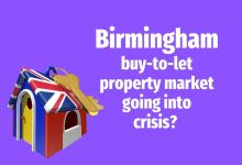 Photo of Birmingham City Centre Buy-to-Let Property Market Going into Crisis?