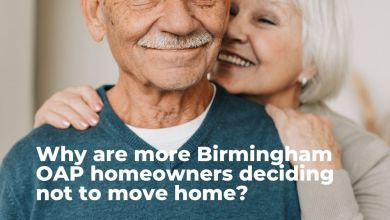 Photo of Why Are More Birmingham  OAP Homeowners Deciding Not to Move Home?
