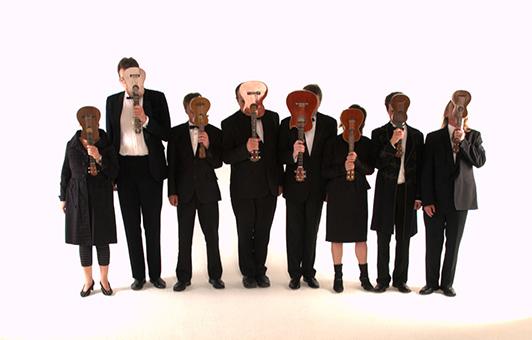 Ukulele Orchestra of Great Britain - A Fistful of Ukuleles