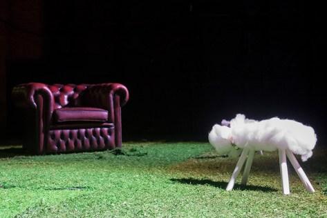 Waste Paper Opera Company's Bastien und Bastienne / www.chriswebbphotography.com