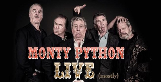 Monty Python Live (mostly) / www.montypythonlive.com