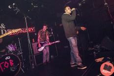 The Ordinary Boys @ Hare & Hounds - by Paul Reynolds / www.paulreynoldsphotography.co.uk