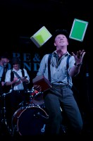 Hot Club De Swing @ Hare & Hounds - by Katie Foulkes