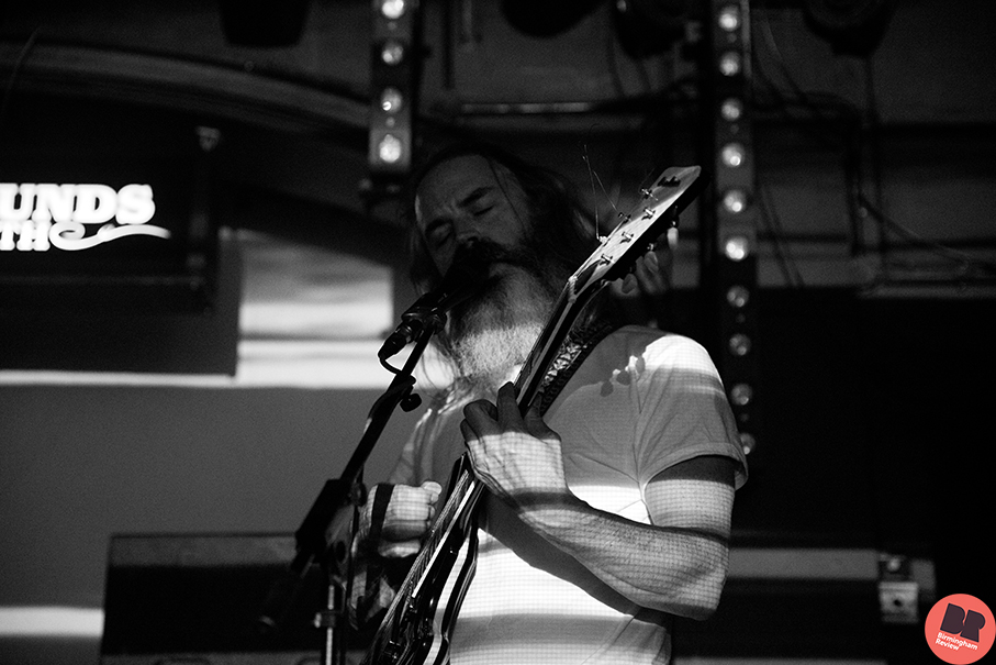 Moon Duo @ Hare & Hounds 27.07.16 / By Michelle Martin (Visual Voice) © BirminghamReview