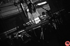 Moon Duo @ Hare & Hounds 27.07.16 / By Michelle Martin (Visual Voice) © Birmingham Review