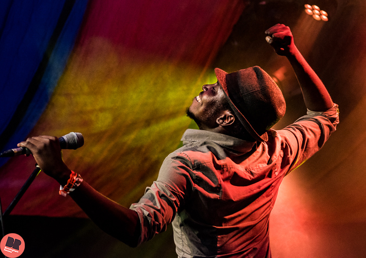 Songhoy Blues Moseley Folk Festival 2016 / By Rob Hadley (Indie Images)  © Birmingham Review