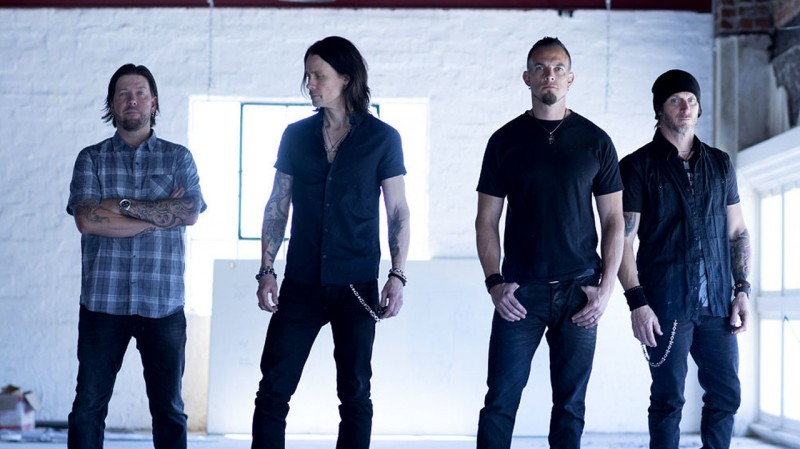 Alter Bridge @ Genting Arena 27.11.16