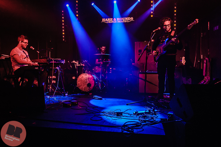 Delta Autumn – supporting Dorcha @ Hare & Hounds 22.12.16 / Rob Hadley © Birmingham Review