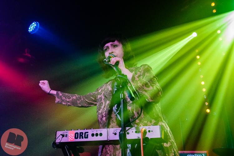 Dorcha @ Hare & Hounds 22.12.16 / Rob Hadley © Birmingham Review