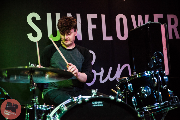 THE GALLERY: She Makes War @ The Sunflower Lounge / Claire Leach © Birmingham Review