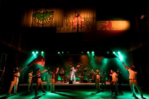 BREVIEW: One Love: The Bob Marley Musical @ REP / Helen Maybanks