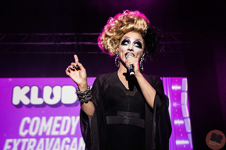 Bianca Del Rio - Queens of Comedy Extravaganza @ O2 Academy 05.09.17 / Eleanor Sutcliffe - Birmingham Review