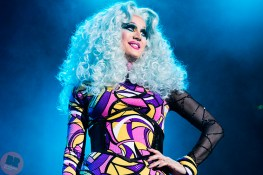 Charlie Hides - Queens of Comedy Extravaganza @ O2 Academy 05.09.17 / Eleanor Sutcliffe - Birmingham Review