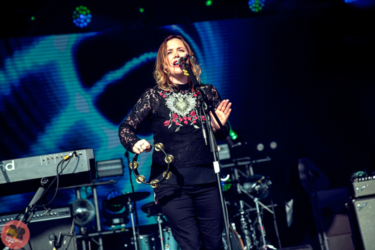 Slowdive – Beyond The Tracks @ Eastside Park 17.09.17 / Michelle Martin - Birmingham Review