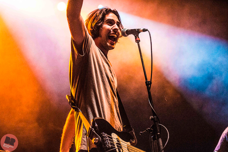 With Confidence - supporting Mayday Parade @ O2 Institute 23.09.17 / Eleanor Sutcliffe - Birmingham Review