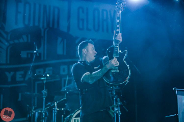 New Found Glory @ O2 Academy 30.09.17 / Aatish Ramchurn - Birmingham Review