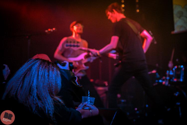 TRAAMS @ All Year Leaving 21.10.17 / Denise Wilson – Birmingham Review