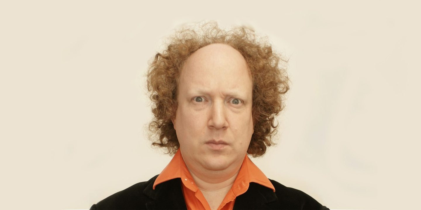 Andy Zaltzman @ The Glee Club (B'ham) 19.01.17