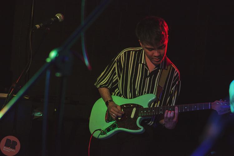 Riscas @ The Sunflower Lounge 19.01.18 / Paul Reynolds – Birmingham Review