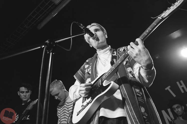 Spilt Milk Society – supporting Riscas @ The Sunflower Lounge 19.01.18 / Paul Reynolds – Birmingham Review