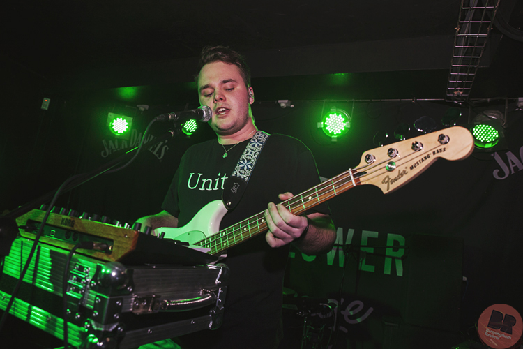 The Real Cool – supporting Riscas @ The Sunflower Lounge 19.01.18 / Paul Reynolds – Birmingham Review