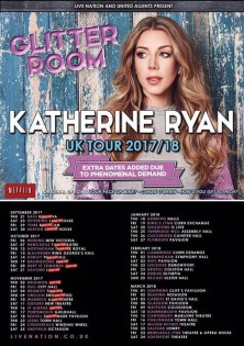 Katherine Ryan – Glitter Room / UK Tour
