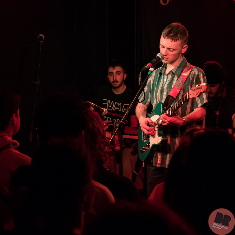 Puma Blue @ The Sunflower Lounge 24.02.18 / Denise Wilson – Birmingham Review