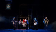 BREVIEW: Brighton Rock @ Birmingham REP until 14.04.18 / Karl Andre Photography
