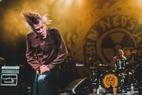 BREVIEW: Ned's Atomic Dustbin @ O2 Academy 15.04.18 / Steven Cook - Cook's Eye Photography
