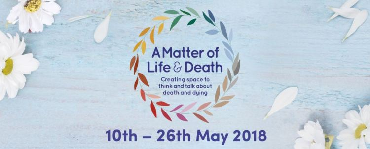 BPREVIEW: A Matter of Life & Death Festival 2018 @ Various 10-26.05.18