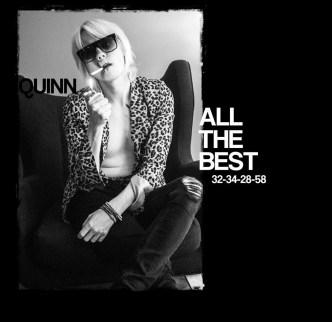 SINGLE: 'All the Best' – Quinn 01.06.18