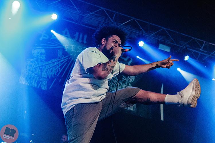 Astroid Boys @ Slam Dunk Festival 2018 (Midlands) @ NEC 28.05.18 / Eleanor Sutcliffe