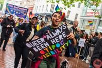 Birmingham Pride 'Be You' Parade @ 26.05.18 / Eleanor Sutcliffe
