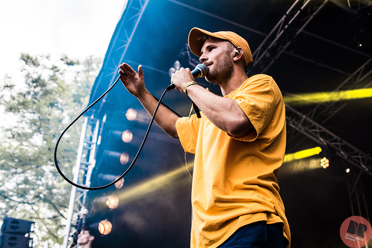 ROAM @ Slam Dunk Festival 2018 (Midlands) @ NEC 28.05.18 / Eleanor Sutcliffe