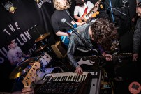 The Hungry Ghosts – supporting Captain Süün @ The Sunflower Lounge 24.05.18 / Phil Drury