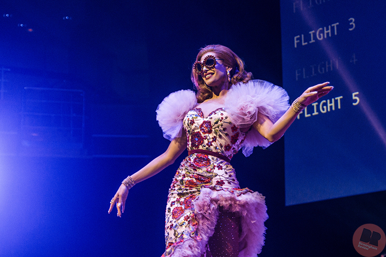 Valentina - RuPaul's Drag Race Werq the World Tour @ Symphony Hall 27.05.18 / Eleanor Sutcliffe