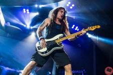 Iron Maiden @ Genting Arena 07.08.18 / Eleanor Sutcliffe