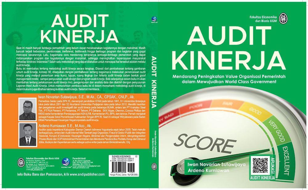 Audit Kinerja – Mendorong Peningkatan Value Organisasi   Pemerintah dalam  rangka mewujudkan World Class Government