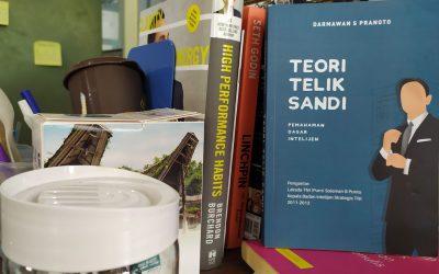 Resensi Buku: Teori Telik Sandi