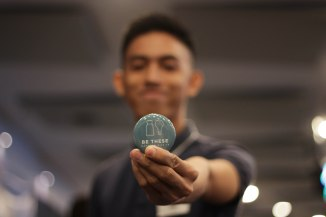 This button pin will remind them to be the Salt and Light in this world.