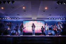 Powerful time of worship led by the EN Campus Sta. Rosa Worship Team.